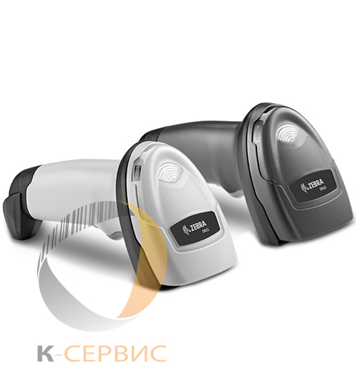 СКАНЕР ZEBRA DS2208-SR BLACK USB